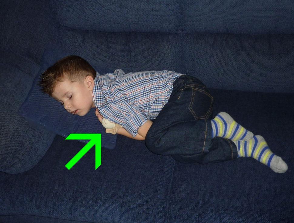 Co pro dítě, aby dobře spalo?
