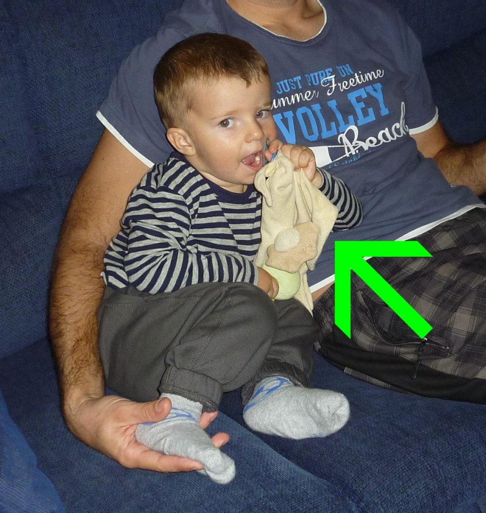 Nejlepší dárek pro dítě je Muchlinka.