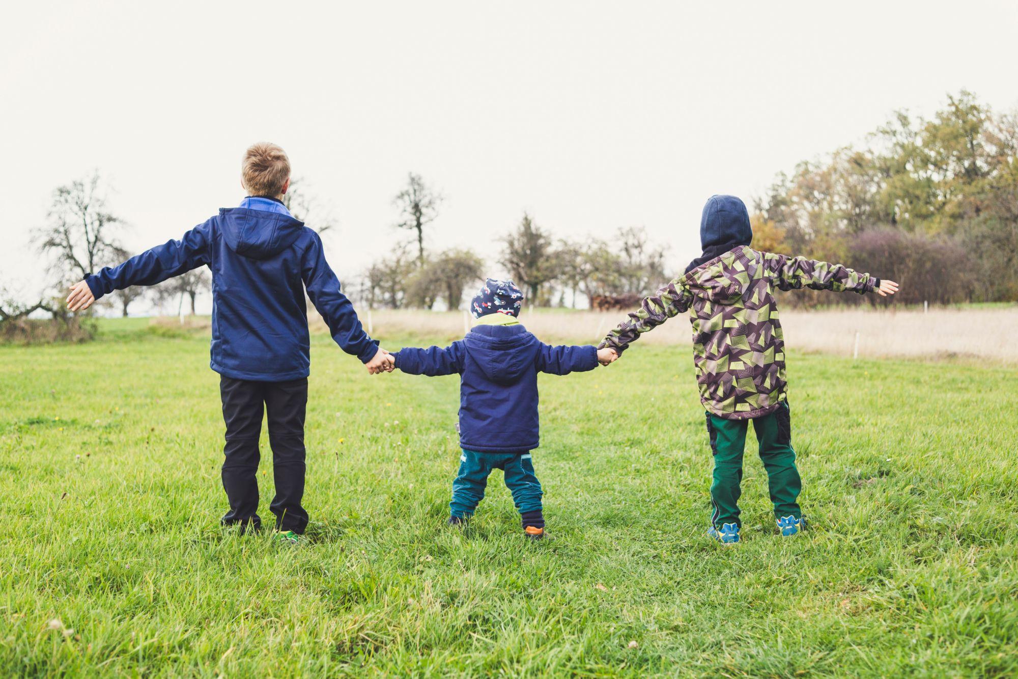 Generace 21, šťastné děti budoucnosti